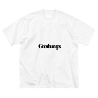 goose Big silhouette T-shirts