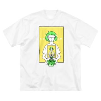 re: Endless vision Big silhouette T-shirts