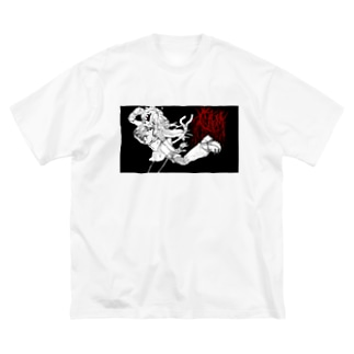 CATS Big silhouette T-shirts