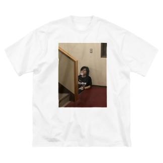 何も考えてない一条 Big silhouette T-shirts