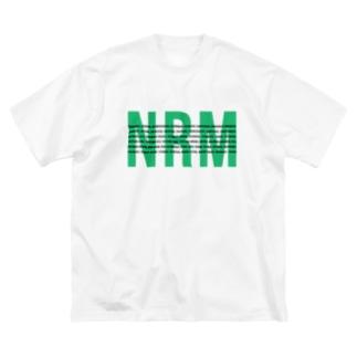 NRM-T2 Big silhouette T-shirts