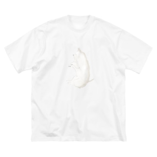 ずんぐりこむちゃ Big Silhouette T-Shirt