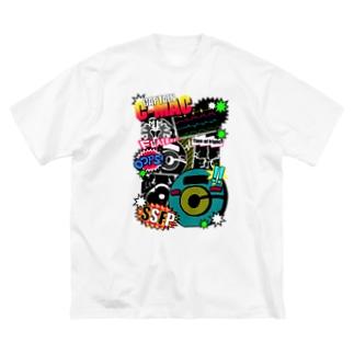 C-MAC10 Big Silhouette T-Shirt