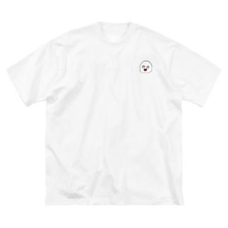 smile Big silhouette T-shirts