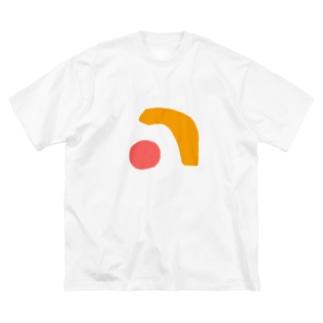 asobi Big Silhouette T-Shirt