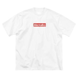 Mentaiko Big Silhouette T-Shirt