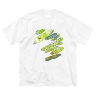 全部愛して。 Big silhouette T-shirts