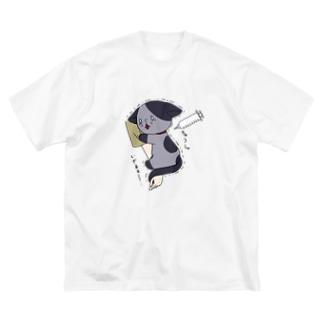注射いやぁぁ Big Silhouette T-Shirt