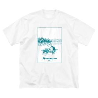 0801水の日 Big T-shirts