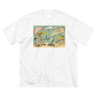 AMAZONIA Big T-shirts