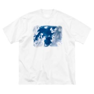 やさしくなぁれ Big T-shirts