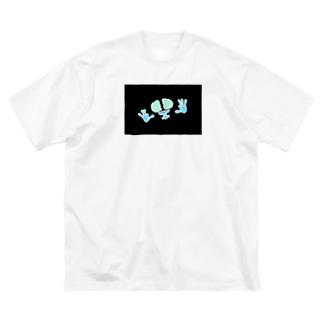 反転FG君 Big T-shirts