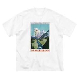 THE MOUNTAIN DOG Big T-shirts