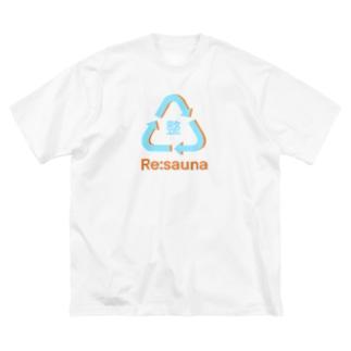 Re:sauna Big T-shirts