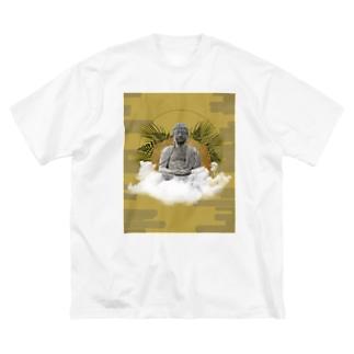 Collage Artwork #14 Big Silhouette T-Shirt