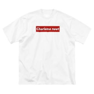 元祖☆Charismaneet Big silhouette T-shirts