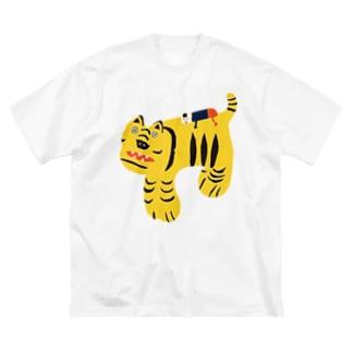 Yusuke このり虎 Big Silhouette T-Shirt
