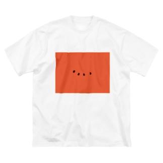 すいかコア特典(仮) Big T-shirts