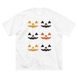 ジャックランタンズ Big silhouette T-shirts