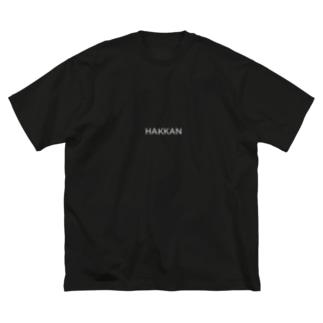 ディスコ Big silhouette T-shirts