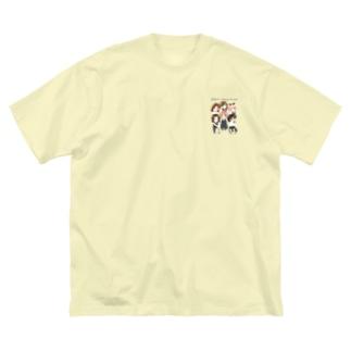 ブッシュドノエルオール Big T-shirts
