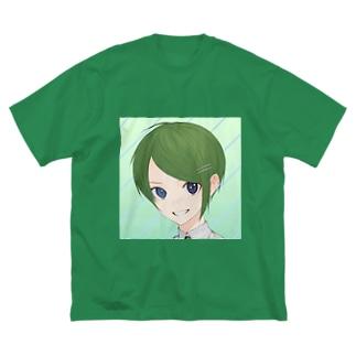 7番目のプリンスオンラインショップ Big silhouette T-shirts