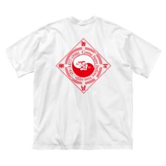 テッチャン鍋 金太郎 10th T Big silhouette T-shirts