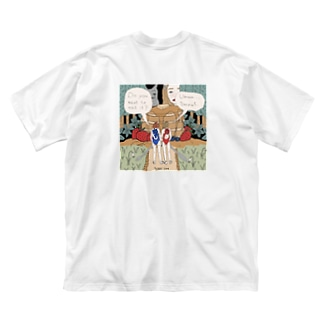Together Big silhouette T-shirts