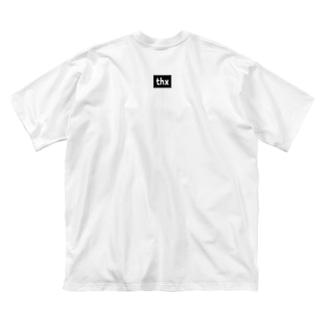 thx Big silhouette T-shirts