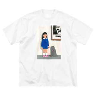 Flaubert-T Big silhouette T-shirts