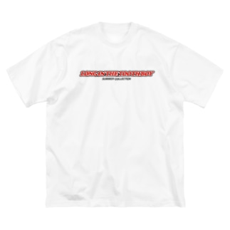 【Littboy】SC ロゴ Big silhouette T-shirts