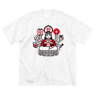 fmmd2012 Big silhouette T-shirts