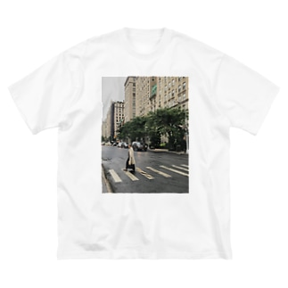 cloudy day Big silhouette T-shirts