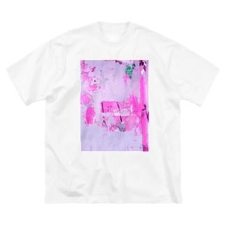 sibuya Big silhouette T-shirts