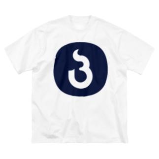 LOGO 2000 Big silhouette T-shirts