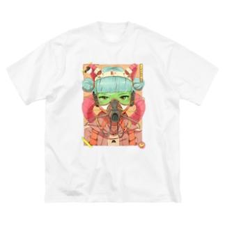 春眠不覚暁 Big Silhouette T-Shirt