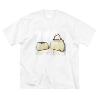 mimosa Big silhouette T-shirts