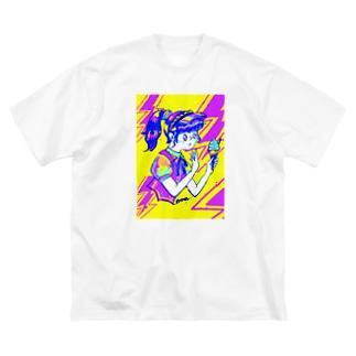 NEO POP GIRLS_Y Big T-shirts