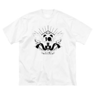 NU-KO 10th ANNIVERSARY Big silhouette T-shirts