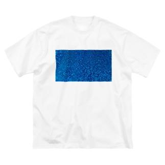 フラクタ 数学好きのあなたへ Big silhouette T-shirts