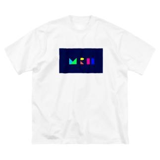 MRT (summer) Big silhouette T-shirts