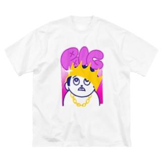 BIG ビッグ 232 Big Silhouette T-Shirt