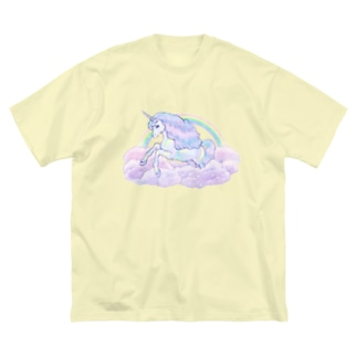 ☆Rainbow Unicorn .☆*+.:+ 6 Big silhouette T-shirts