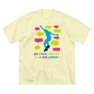 クールトリックス Big silhouette T-shirts