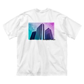 東京シティポップ_Shinjuku Big T-shirts