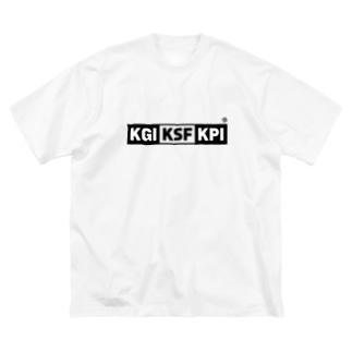 KGI KSF KPI Big silhouette T-shirts