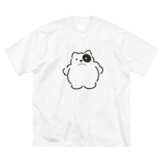 メタボーロ Big silhouette T-shirts