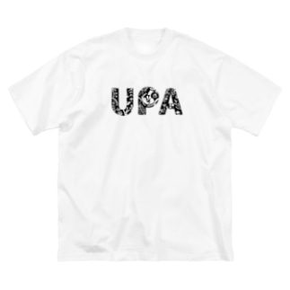 UPA botanical Big silhouette T-shirts