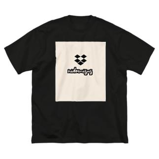 箱 Big silhouette T-shirts