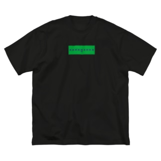 Praras BOX-T Big silhouette T-shirts